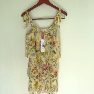 Parker floral dress. Never been worn.